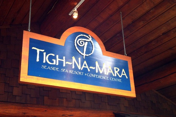 Tigh Na Mara Seaside Resort, Parksville, British Columbia