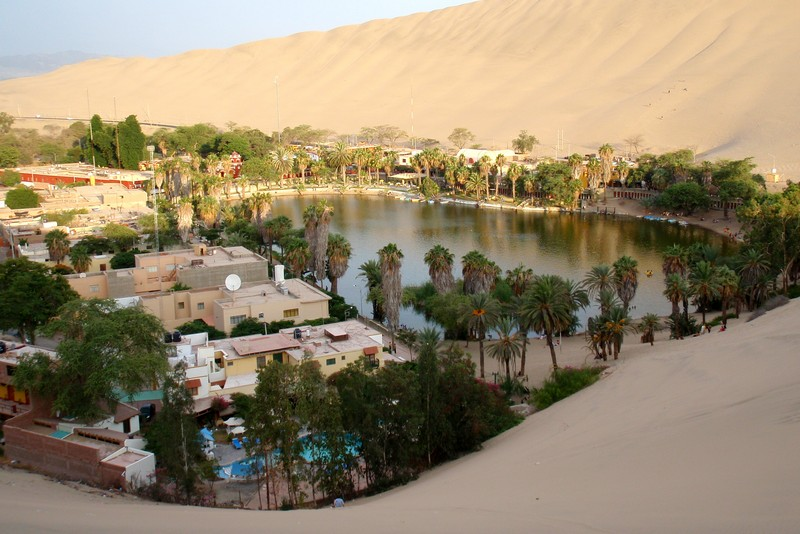 Photo of the Week: Peruvian Desert Oasis of Huacachina