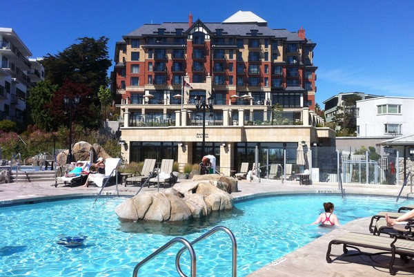 Oak Bay Beach Resort, Victoria, British Columbia