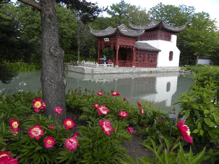 Botanical Gardens, Montreal