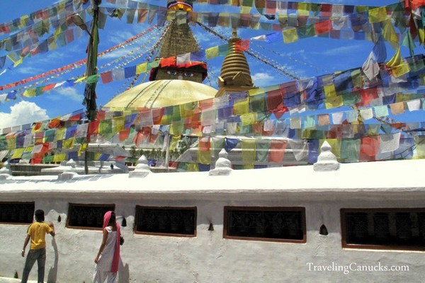 Photo of the Week: Watchful Eyes of Boudhanath in Kathmandu