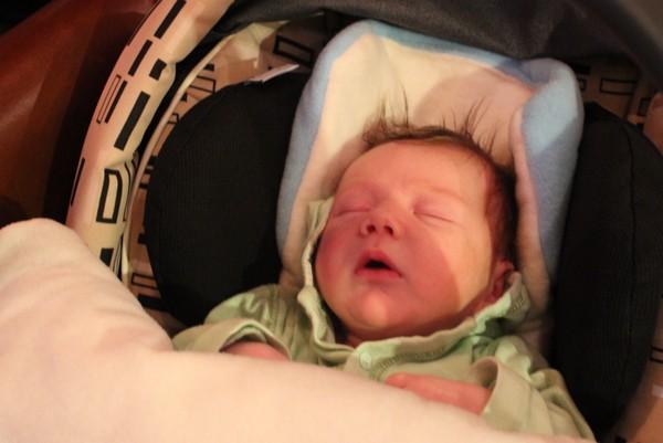 Baby B, Whistler, BC
