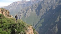 The Stunning Landscapes of Colca Canyon, Peru We travelled over 160 kilometers (100 miles) northwest of Arequipa, Peru's second largest city, to the town of...