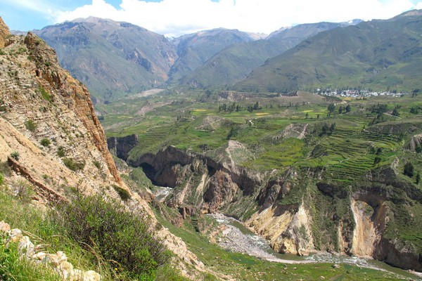 Colca Valley, Peru, South America