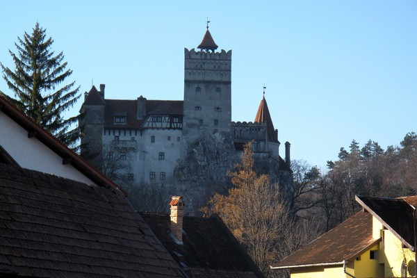 Take a peak inside Dracula Castle in Romania