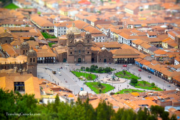 Photo of the Week: Plaza de Armas in Cusco, Peru