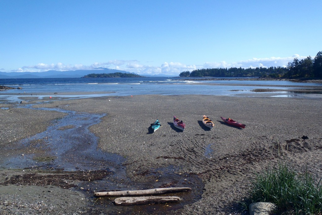 Parksville Sea Kayaking, Vancouver Island, British Columbia, Canada