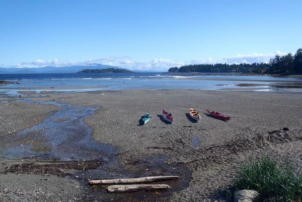Kayak, Parksville, British Columbia