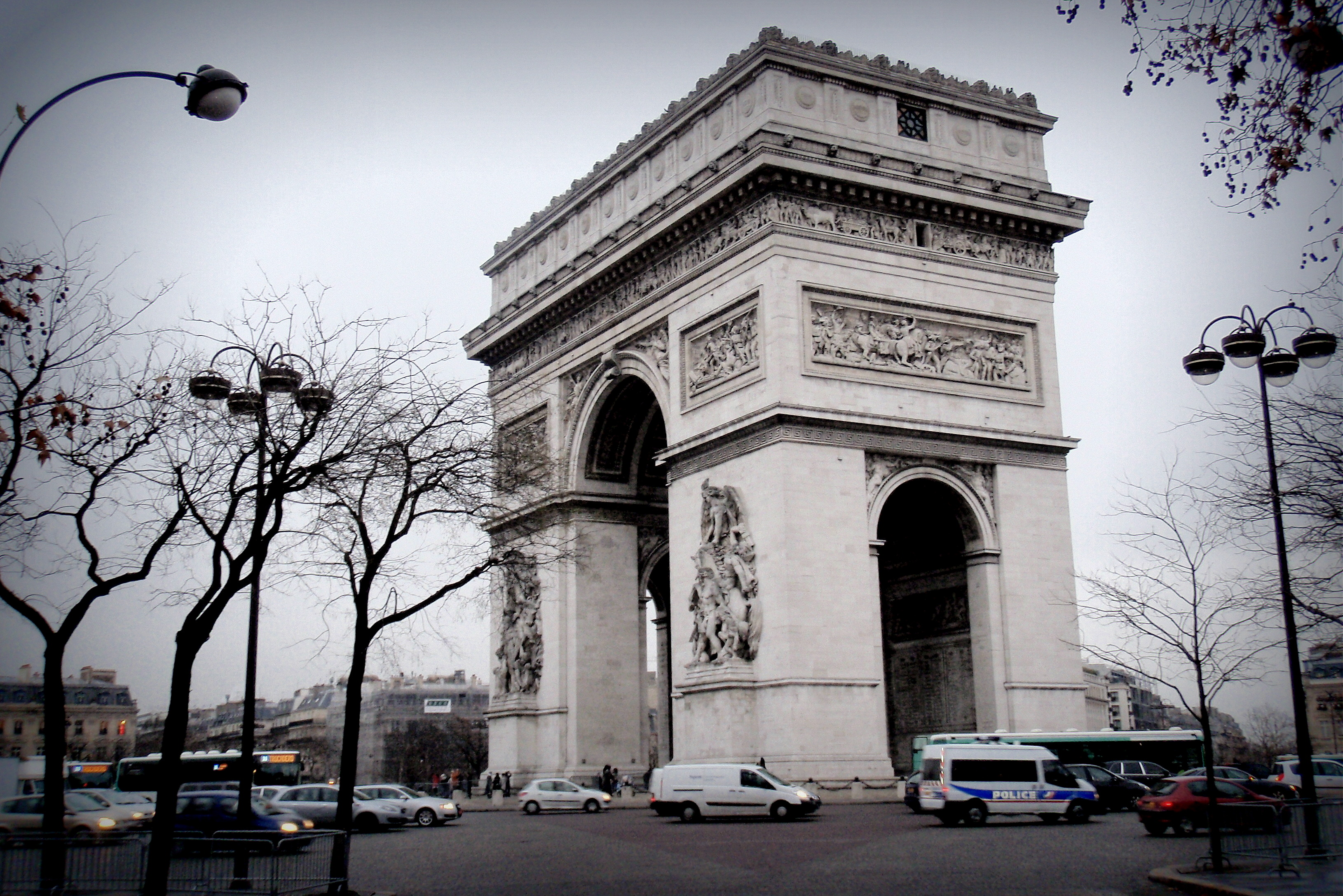 Photo of the week arc de triomphe in paris for Photo de paris