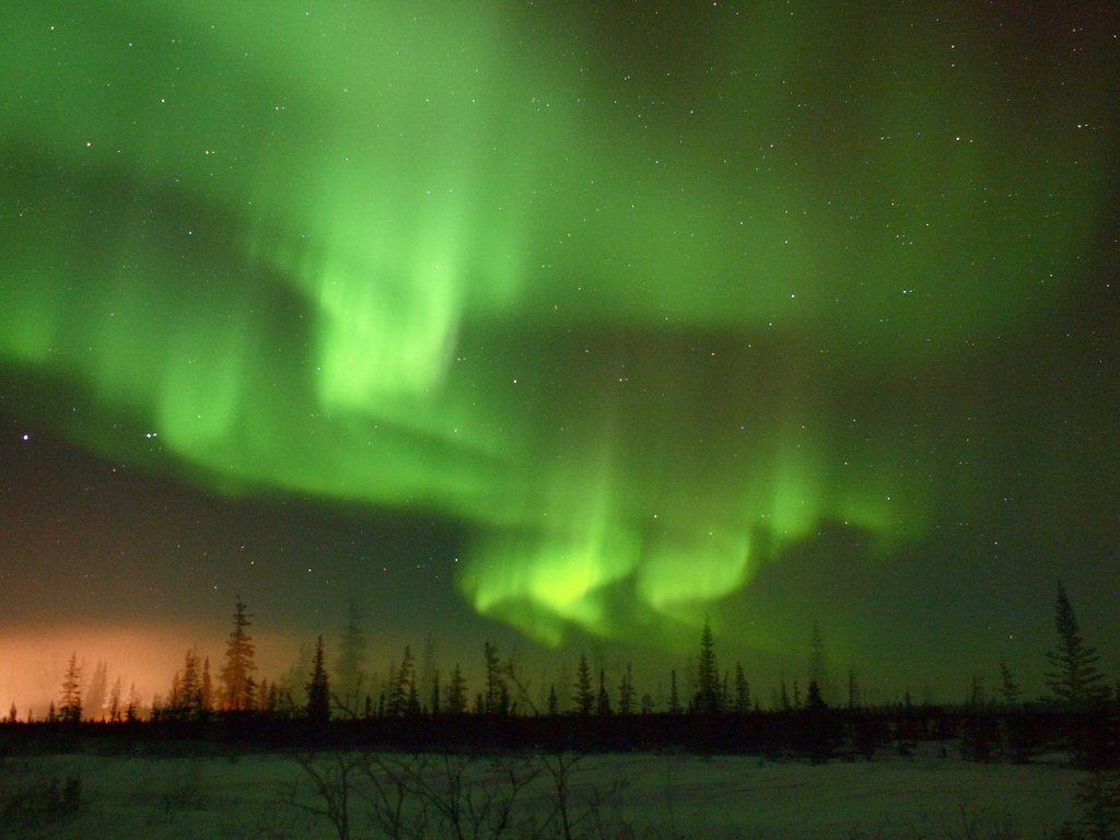 northern-lights-churchill-manitoba