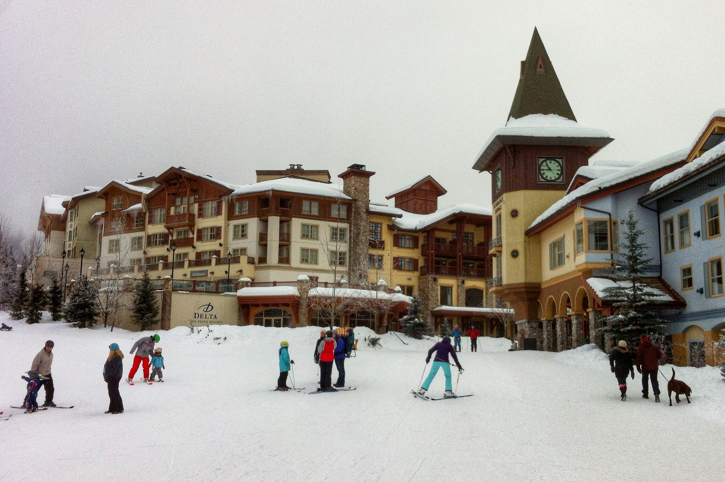 From our lens: Winter fun at Sun Peaks Resort