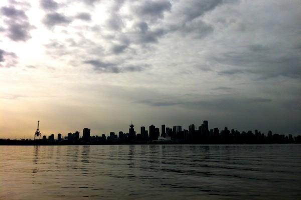 Vancouver, City, Skyline