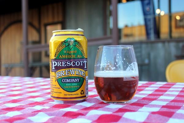 Beer, Prescott Brewing
