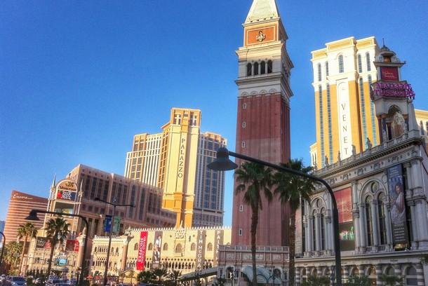 The Venetian - Las Vegas Strip