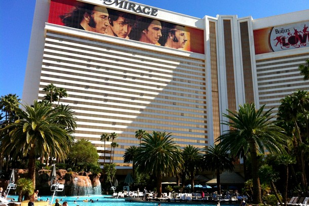 The Mirage Hotel, Las Vegas Strip