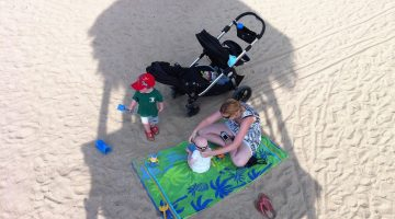 13 Tips for Successful Baby Travel