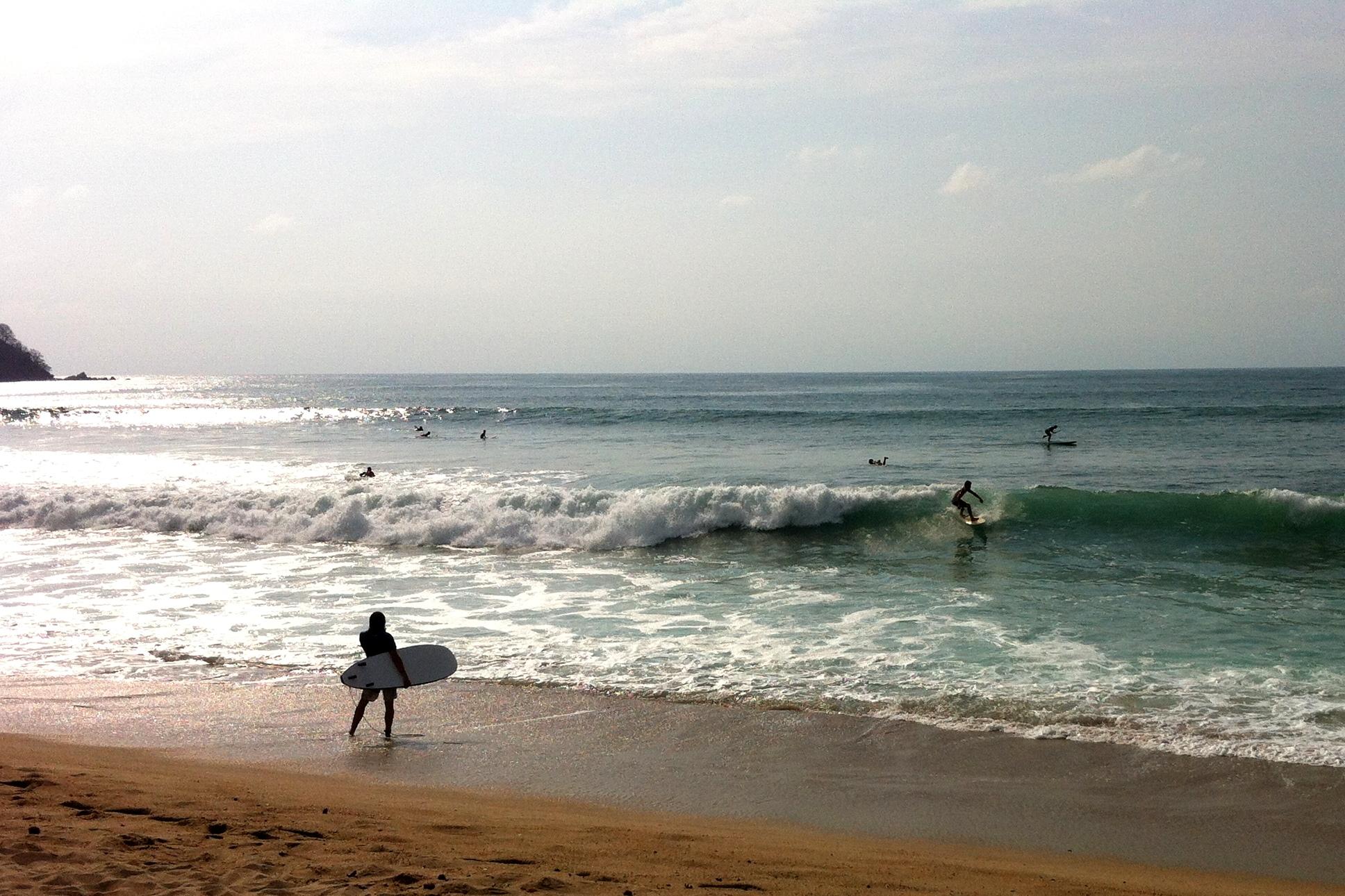 Photo of the Week: Surfing in Sayulita