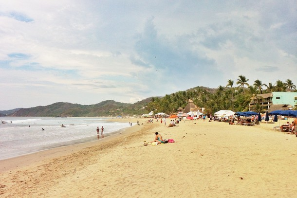 Beach, Sayulita, Mexico