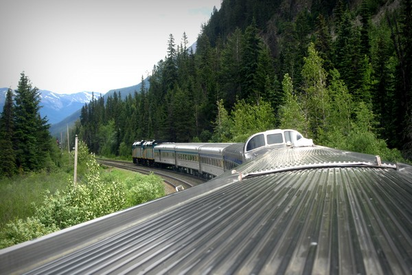 Via Rail, Canadian Rockies