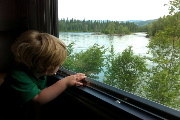 VIA Rail, train, Canada