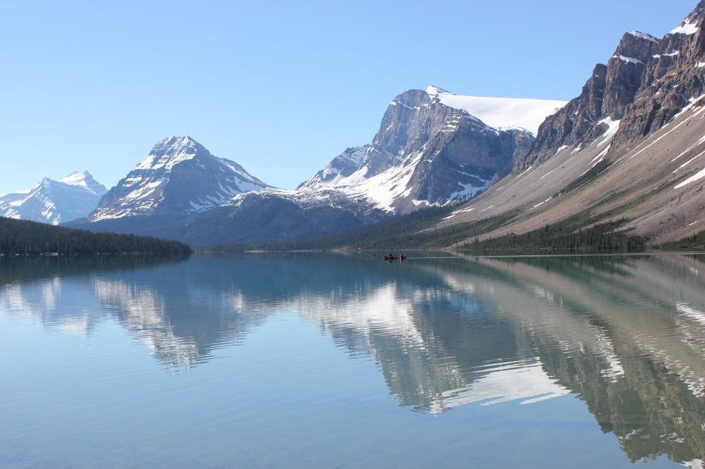 Bow Lake, Alberta