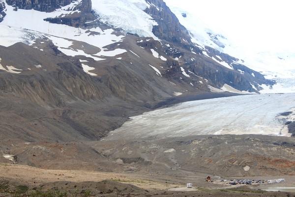 Icefield glacier adventure, Athabasca Glacier, Jasper, Alberta