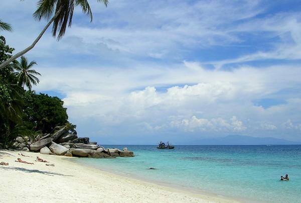 Beach, Perhentian Islands, Malaysia
