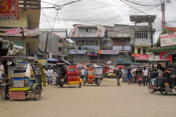 Banaue Streets, Philippines
