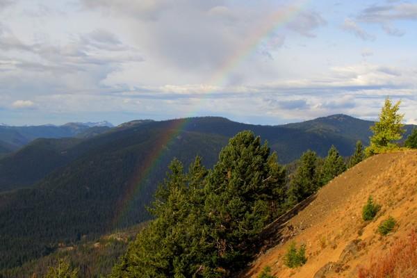 Manning Park, Rainbow, Cascades