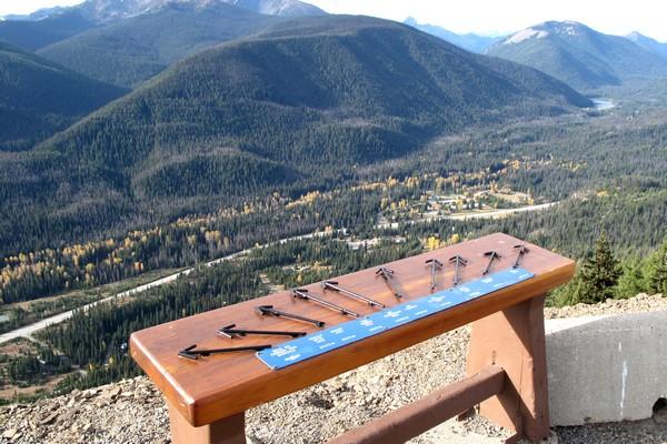Cascades Lookout, Manning Park, British Columbia