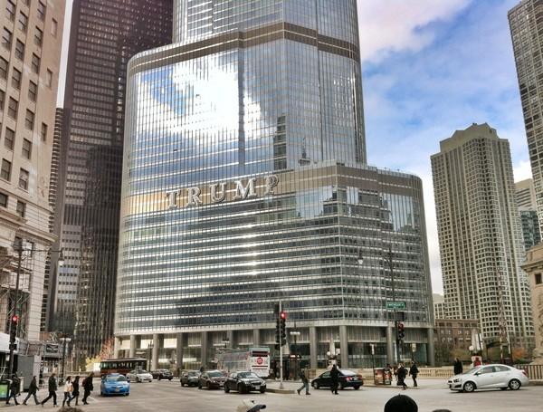 Trump Building, Chicago