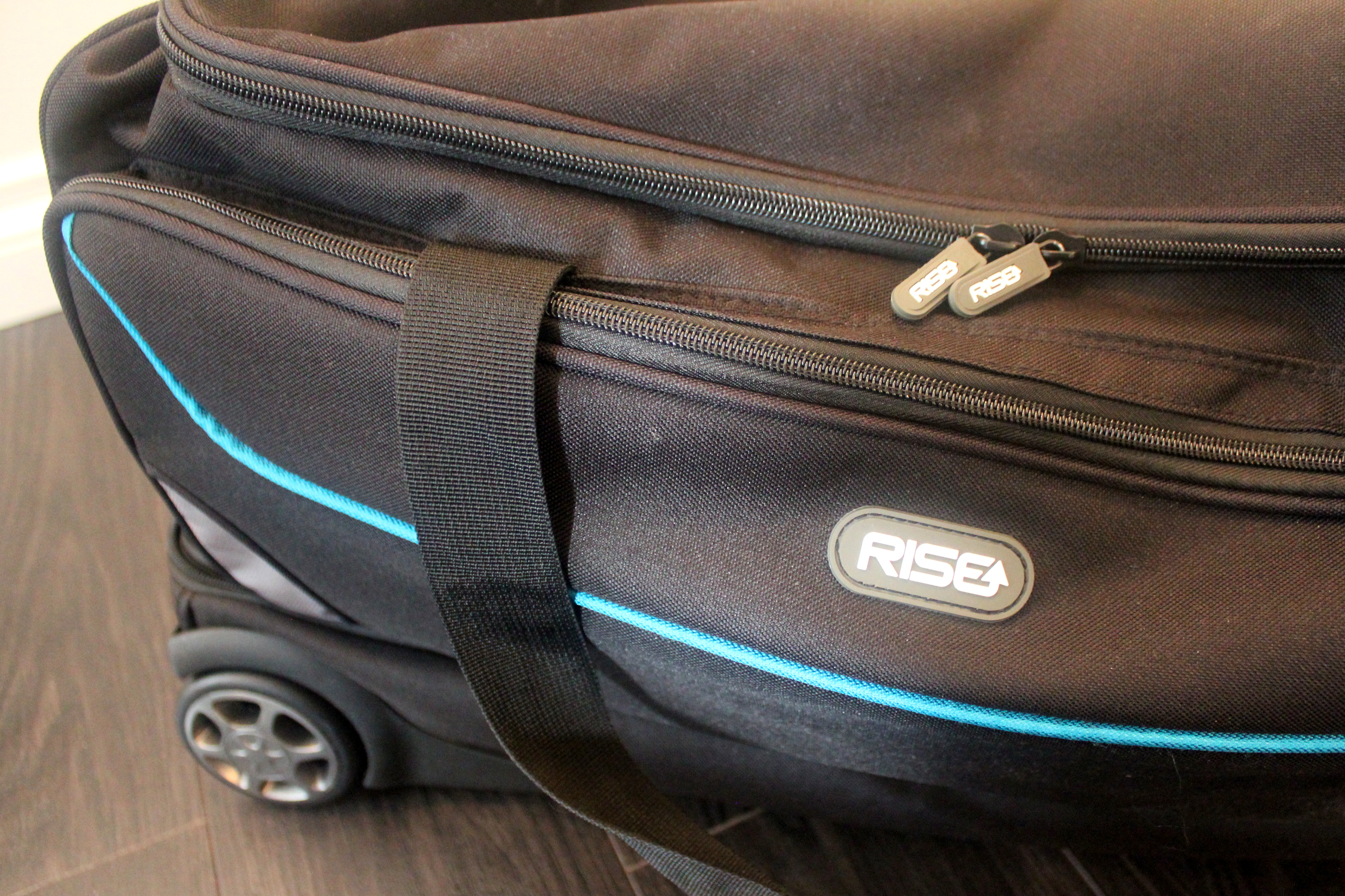 Rise Gear: The evolution of travel bags