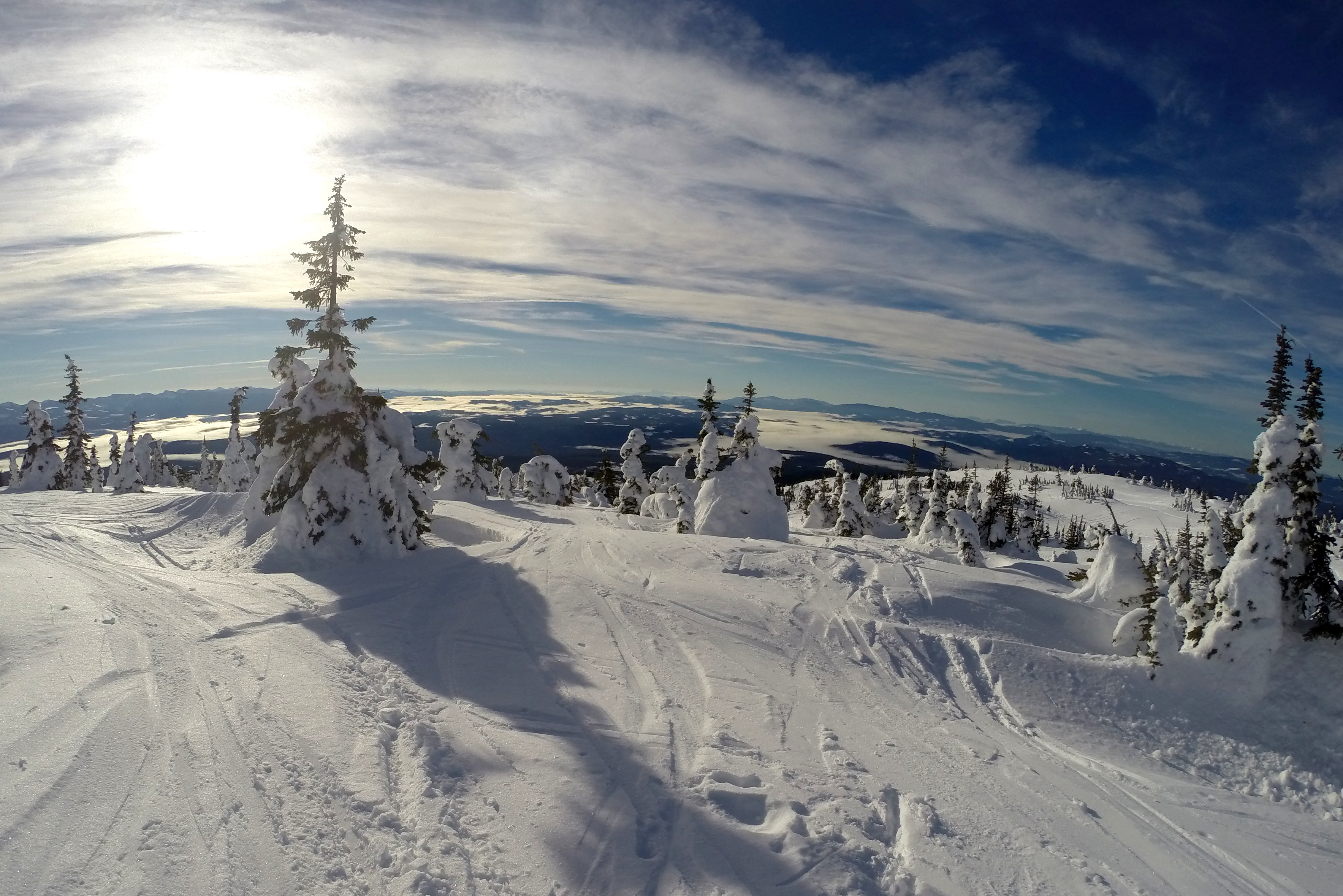 25 Winter Photos from Big White Ski Resort