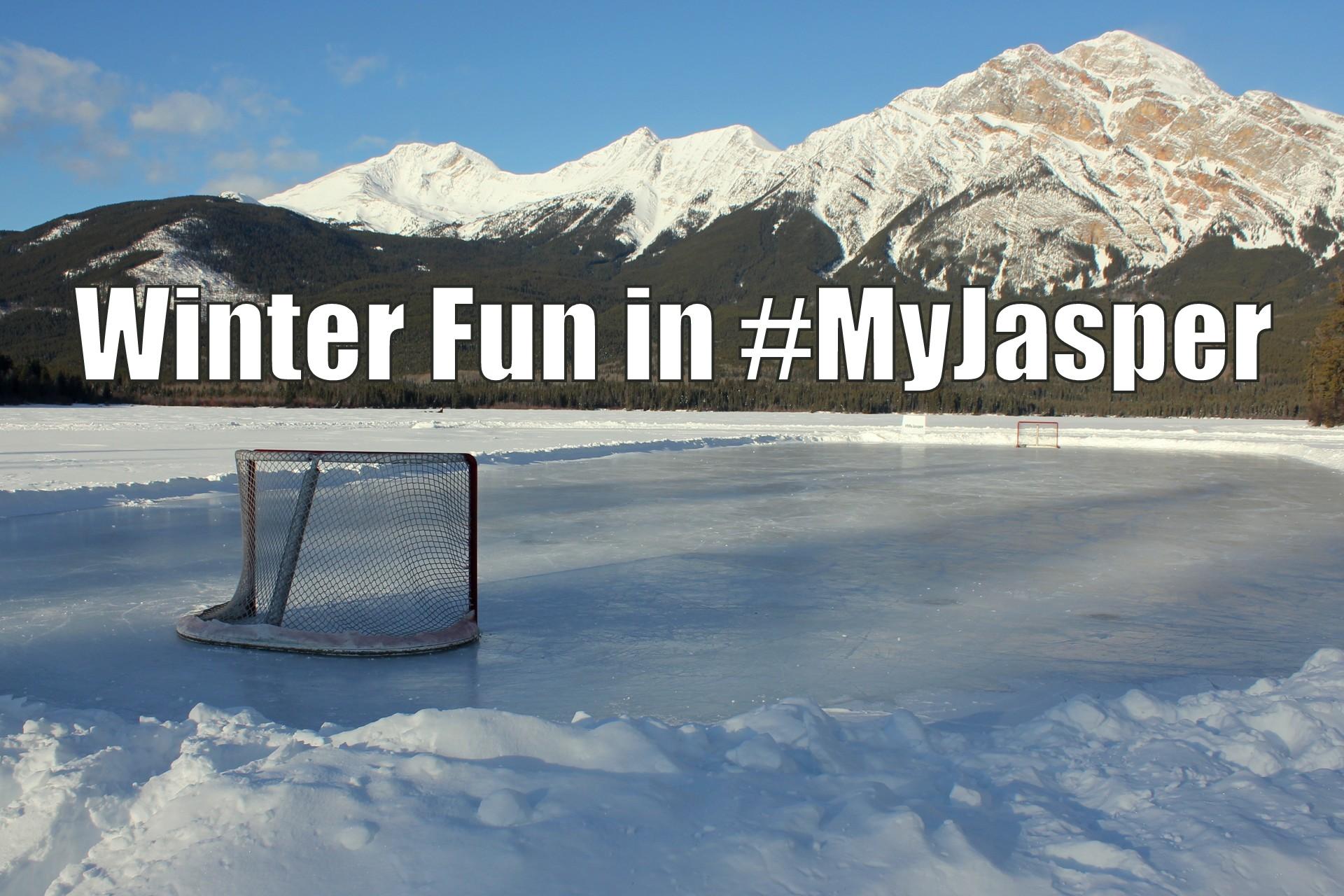 VIDEO: Winter Fun at Winterstruck in Jasper, Alberta