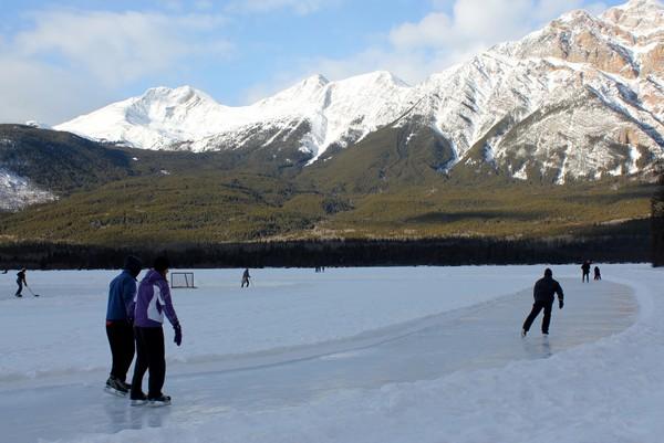 Winterstruck, Jasper, Alberta