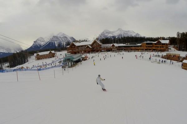 Lake Louise Ski Resort, Alberta