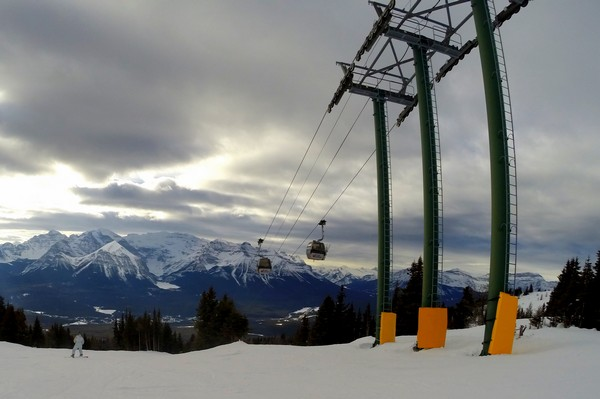 Lake Louise Ski Resort, Alberta
