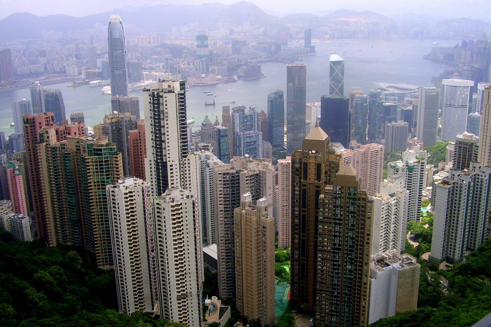 Hong Kong Time