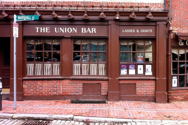 Union Oyster House, Boston Street Photography