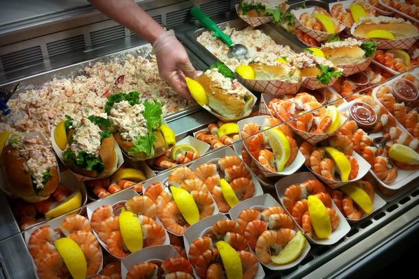 Lobster Roll, Boston