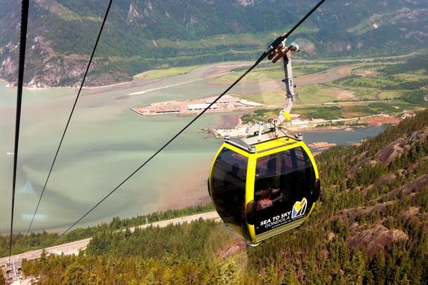 Sea to Sky Gondola, Squamish