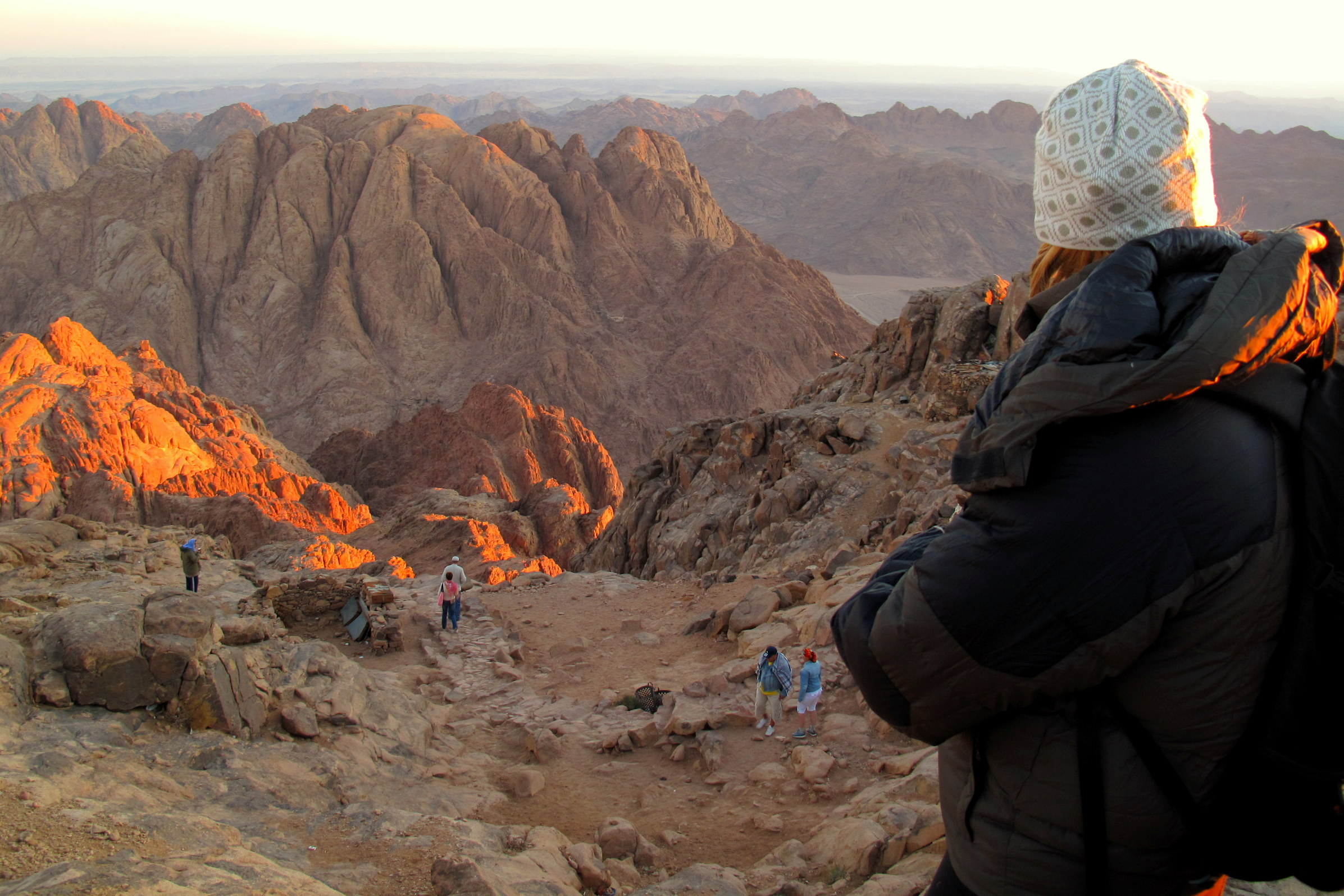 Photo of the Week: Sunrise over Sinai