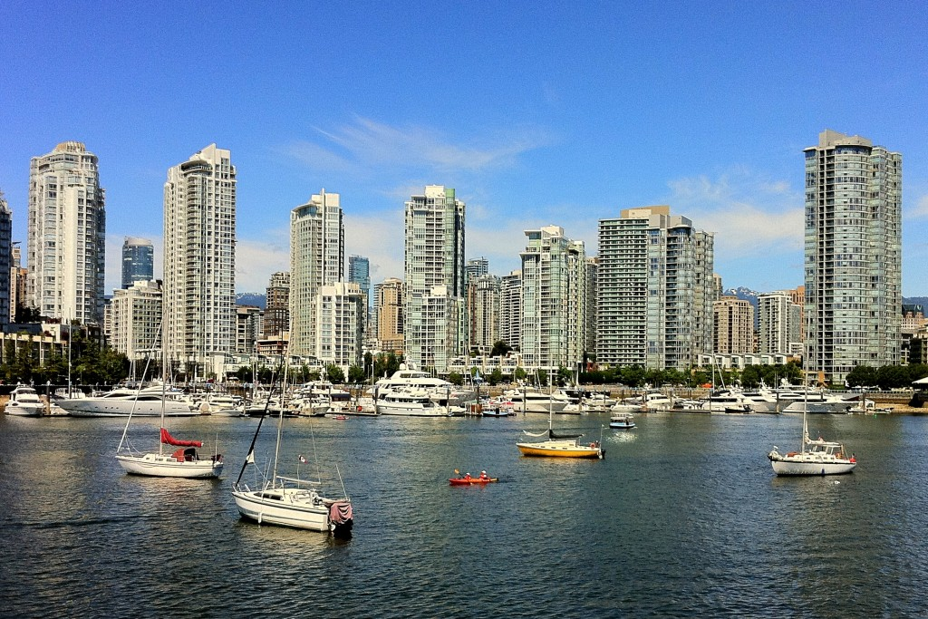 Day trips from Vancouver, British Columbia