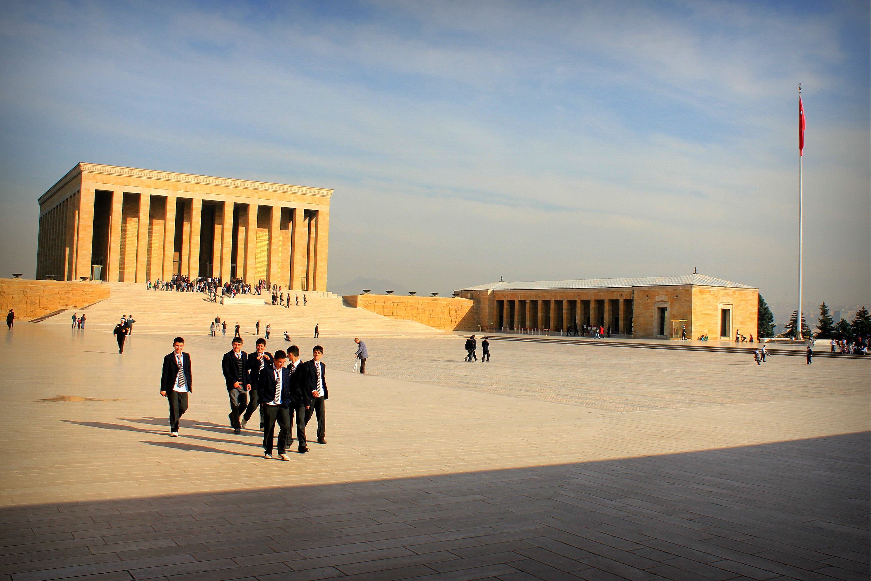 Photo of the Week: Mausoleum of Ataturk in Ankara