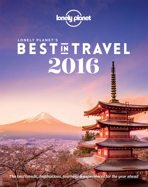 GIVEAWAY: Lonely Planet's Best in Travel 2016