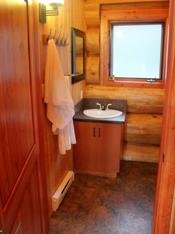 Olympic Legacy Cabin, Porteau Cove Provincial Park, British Columbia