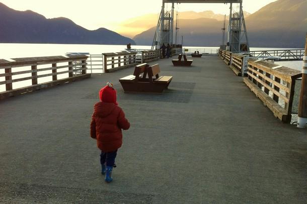 Porteau Cove Provincial Park, British Columbia