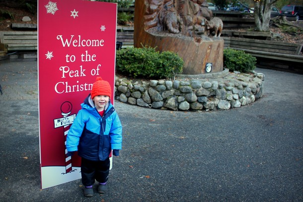 37857843ca65 The Peak of Christmas at Grouse Mountain