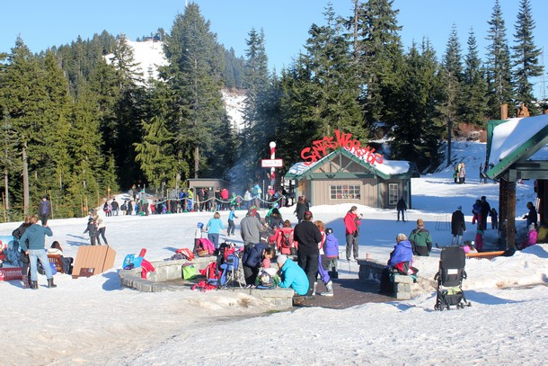 Peak Christmas Grouse Mountain 13
