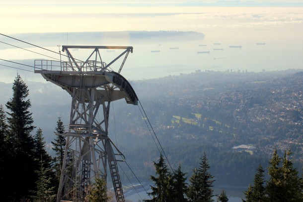 Peak Christmas Grouse Mountain 18